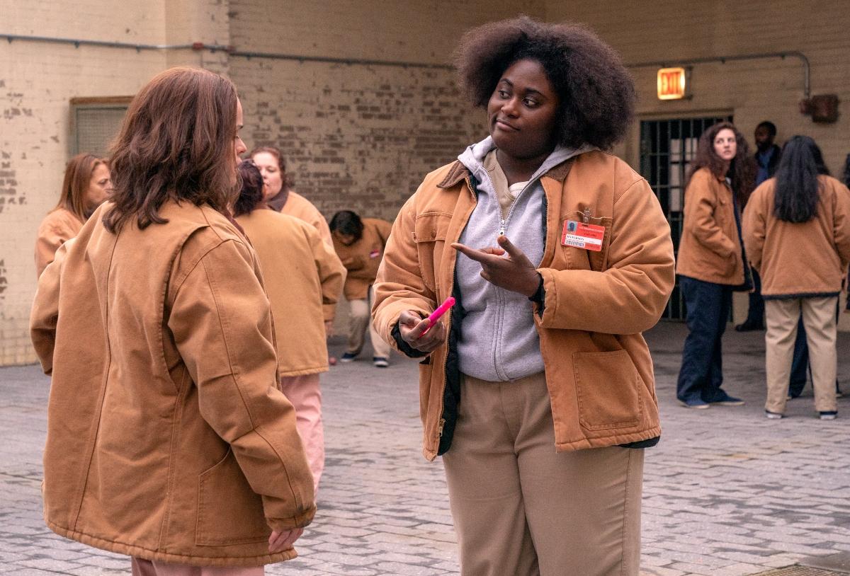 Orange Is the New Black sezon 7 recenzja