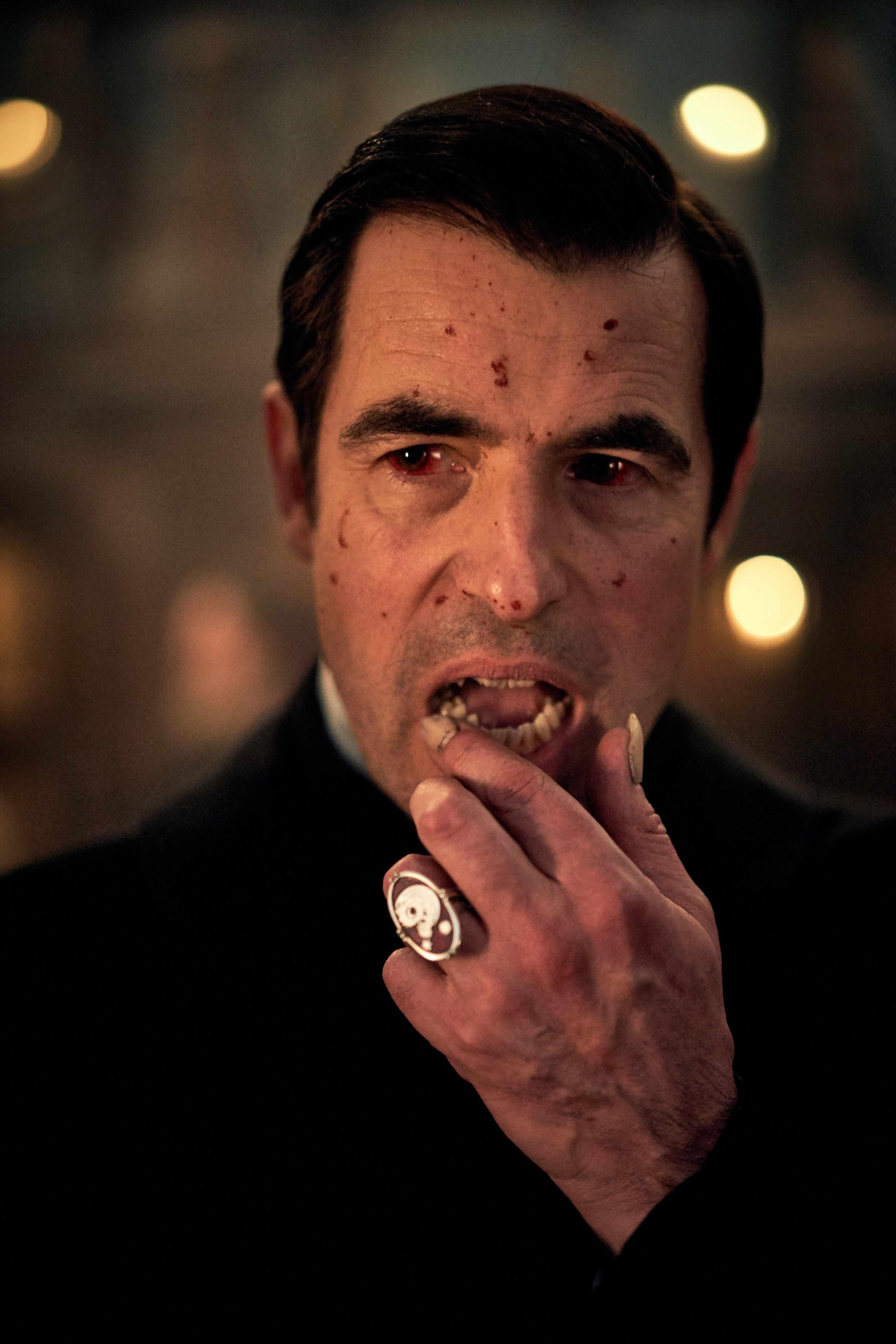 Dracula serial BBC Netflix