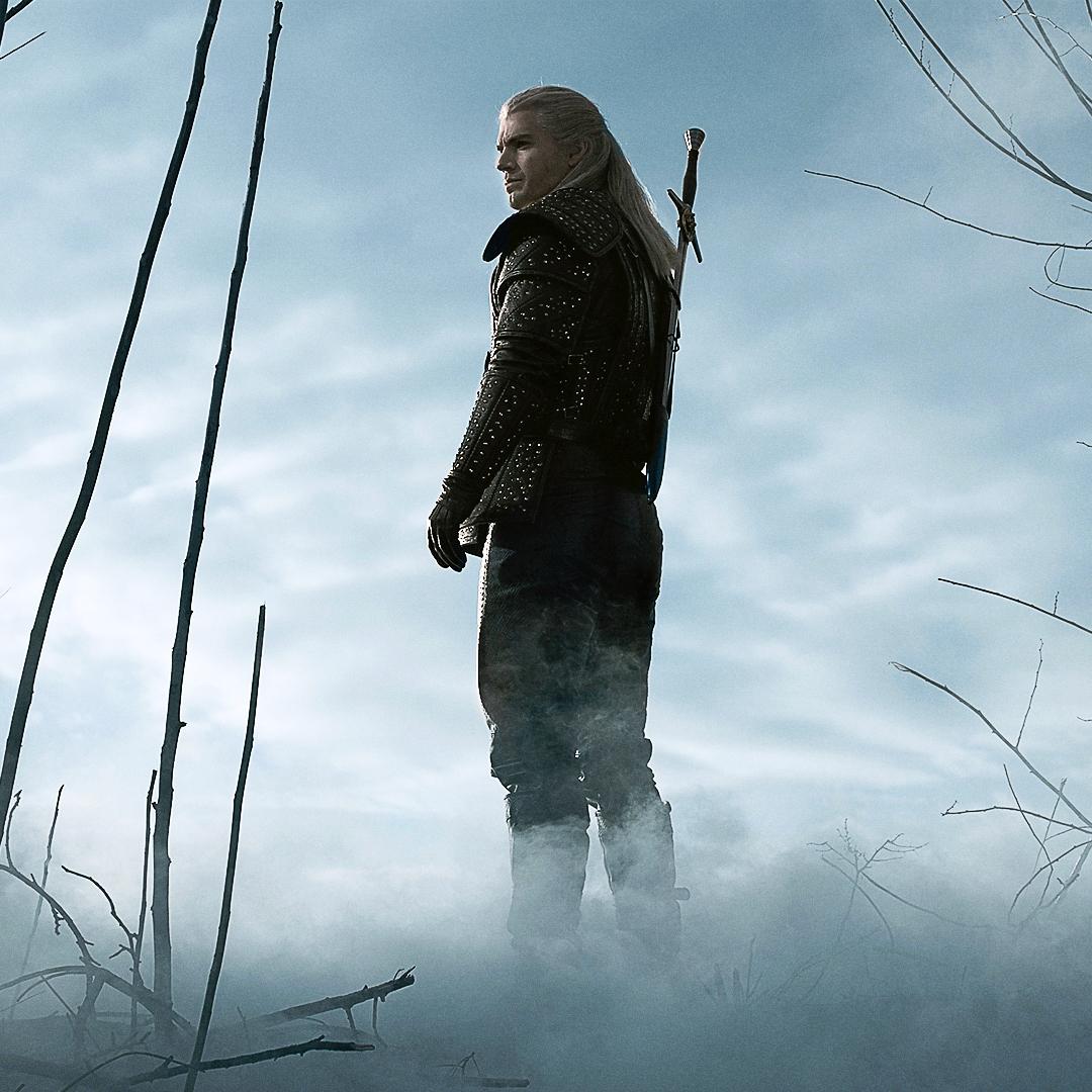 Wiedźmin Henry Cavill Geralt