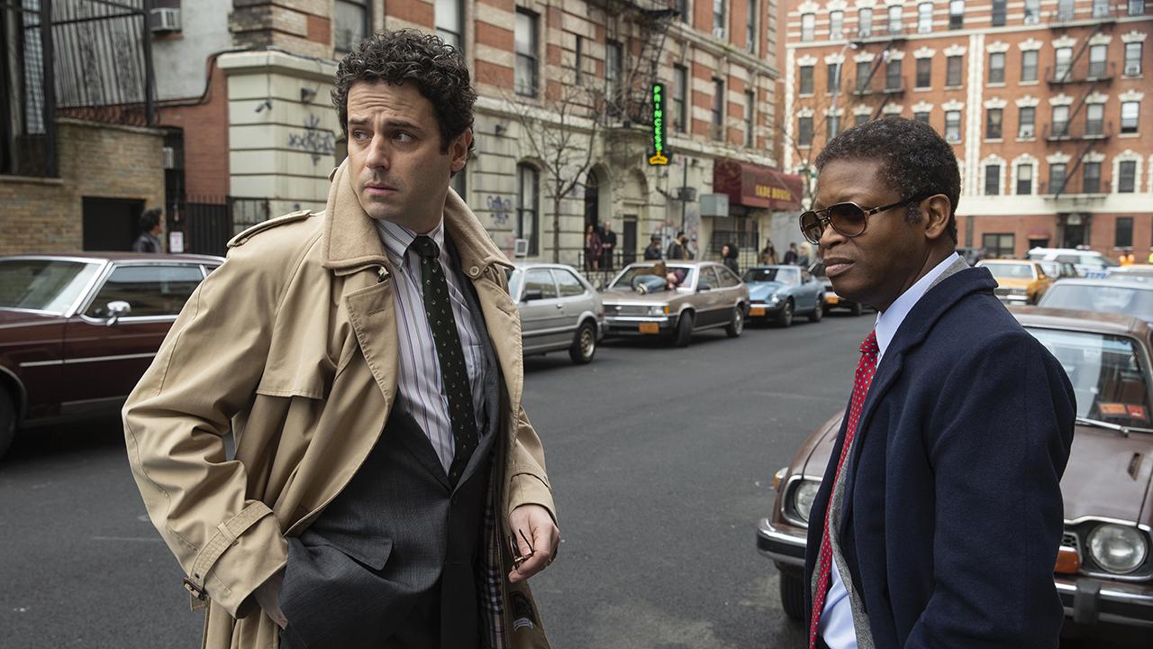 Kroniki Times Square sezon 3