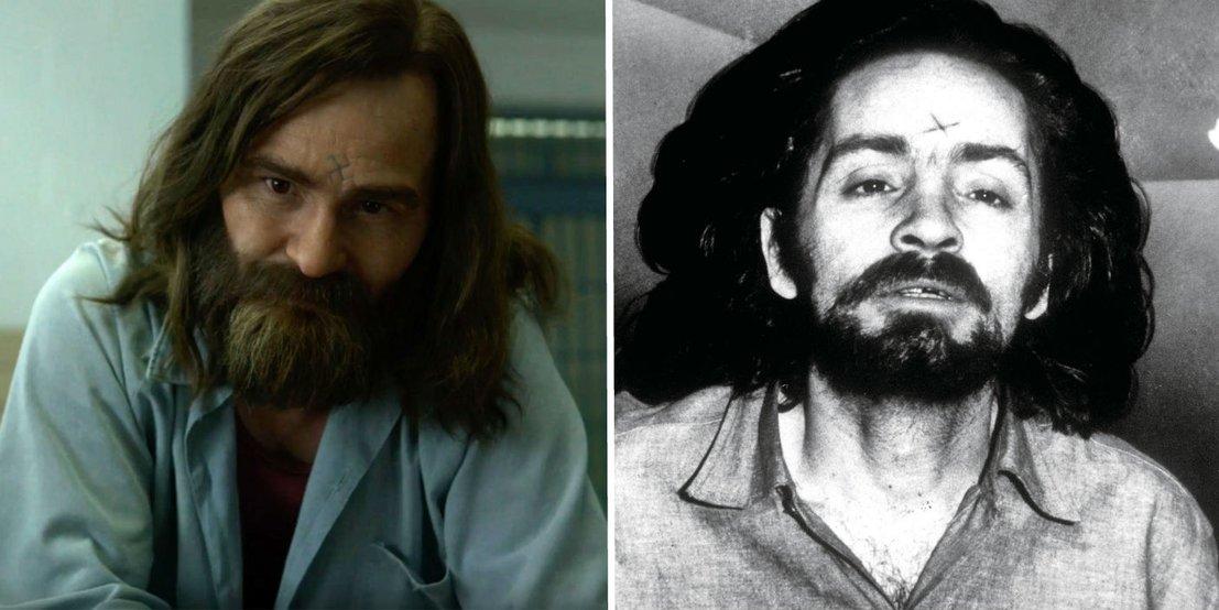 Mindhunter Charles Manson