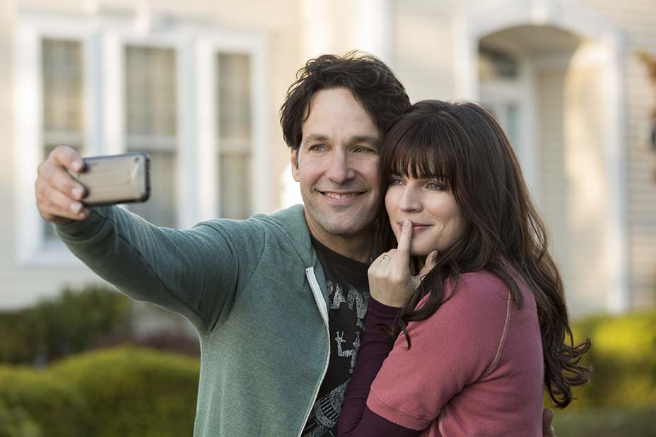living with yourself paul rudd serial