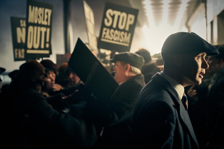 Peaky Blinders Oswald Mosley sezon 6
