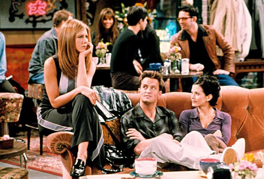Przyjaciele serial Comedy Central