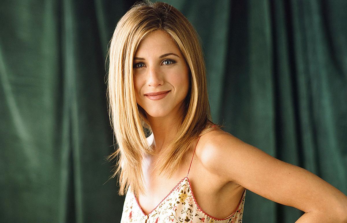 Przyjaciele Jennifer Aniston