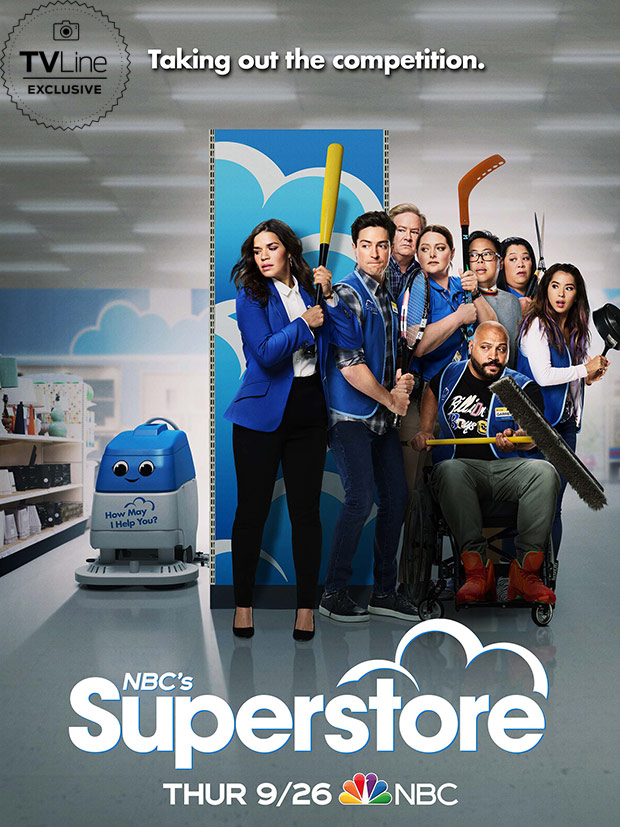 Superstore sezon 5