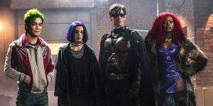 Titans sezon 2 zwiastun