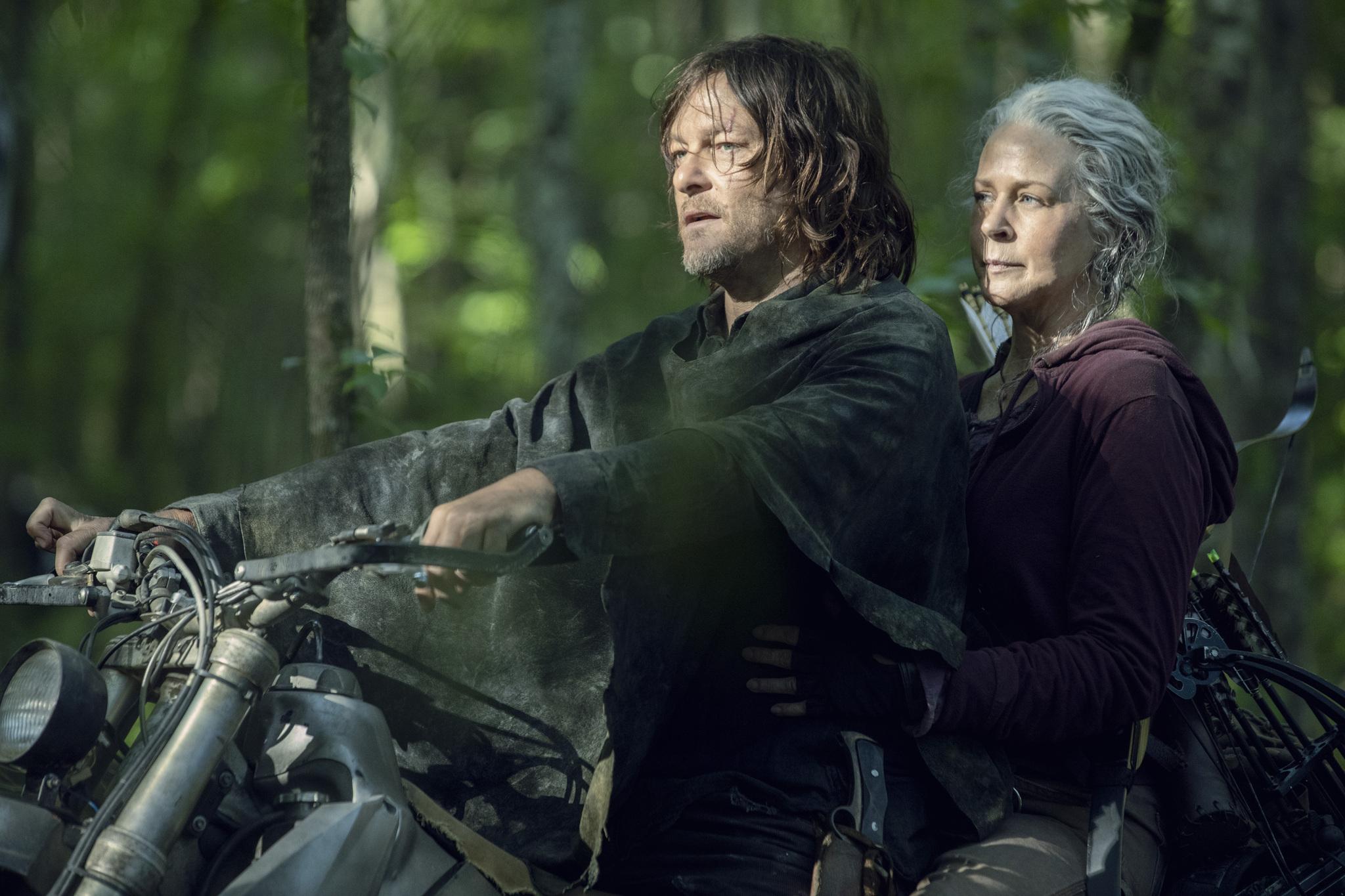 The Walking Dead sezon 10