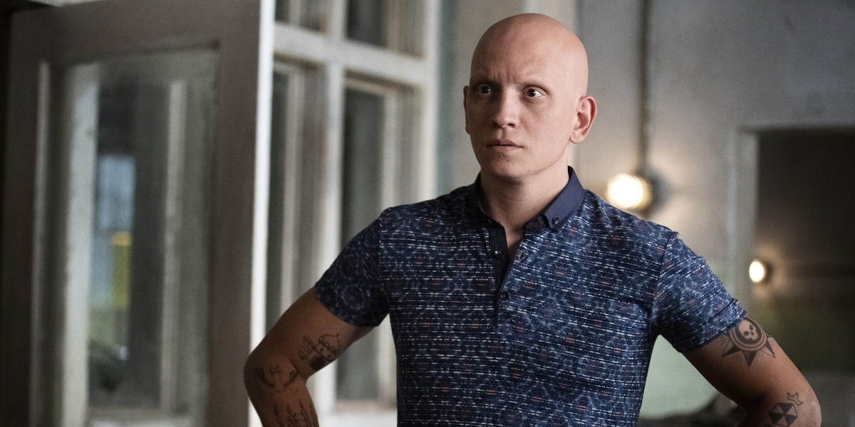 Barry Anthony Carrigan