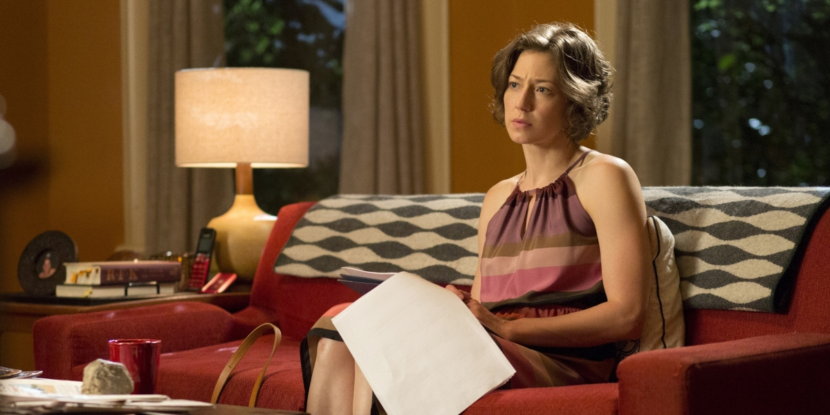 Pozostawieni Carrie Coon
