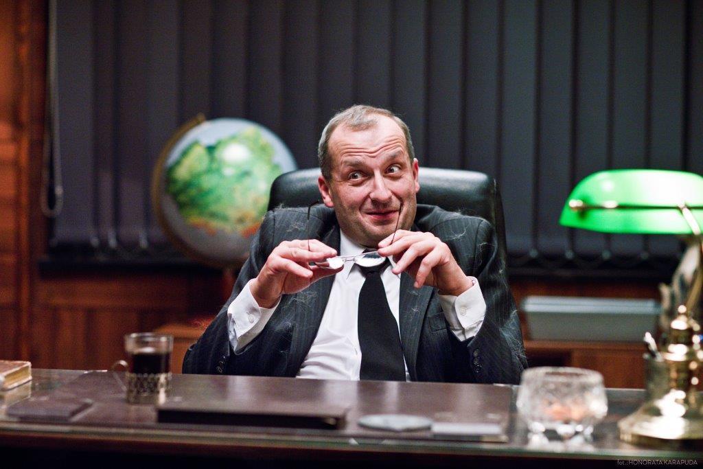 Ucho Prezesa Robert Górski