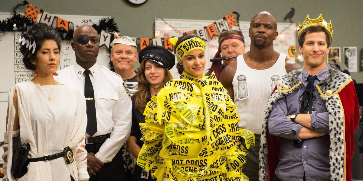Brooklyn 9-9 serial odcinki halloweenowe