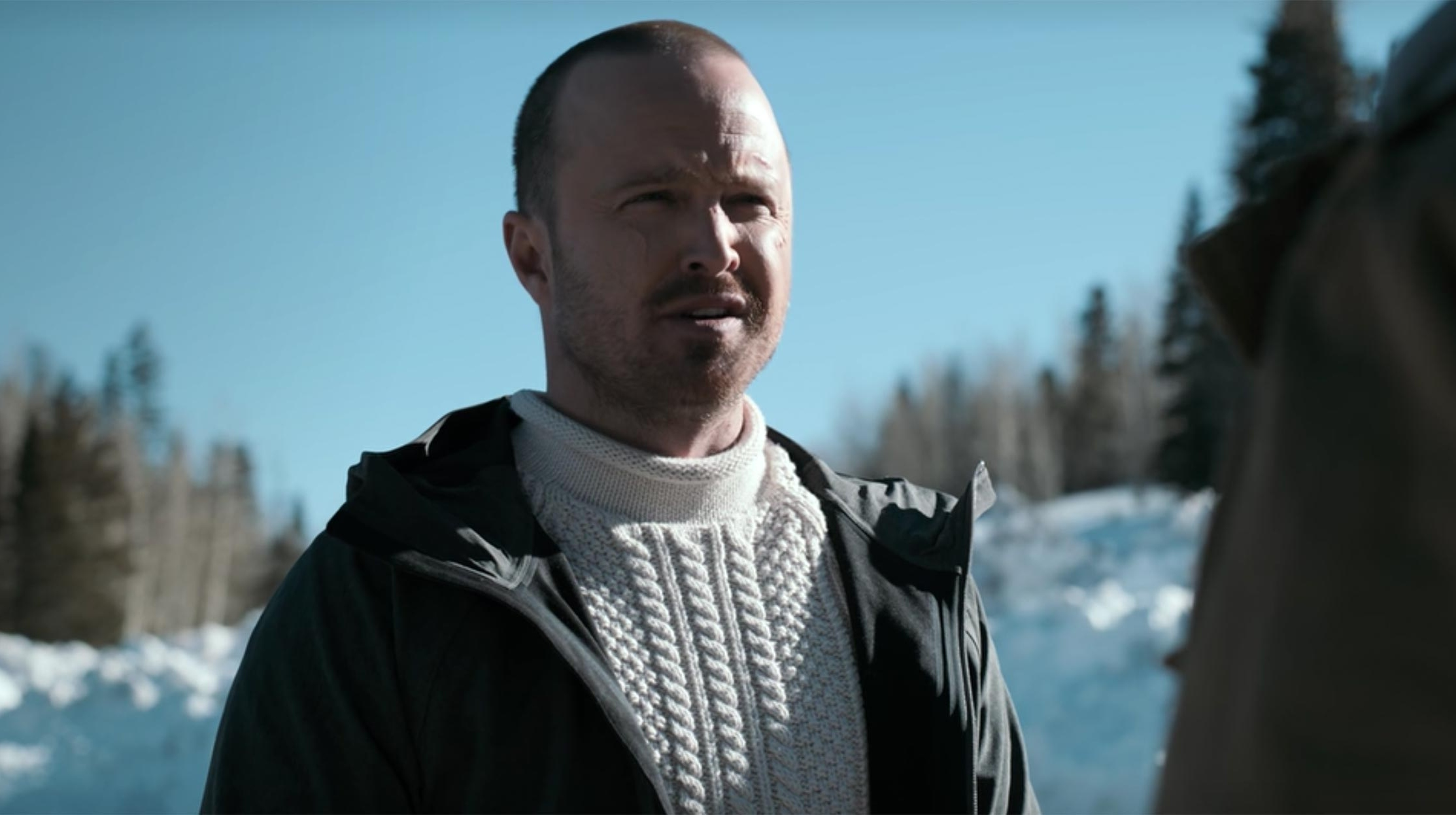 El Camino film Breaking Bad zakończenie Alaska
