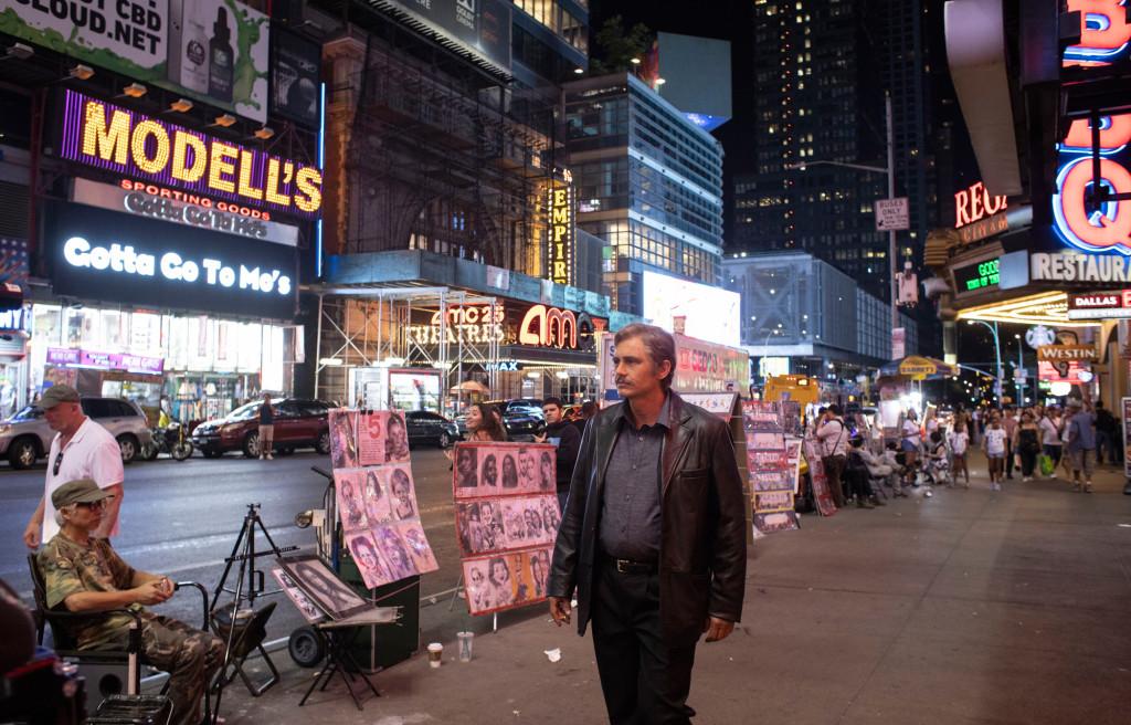 Kroniki Times Square finał recenzja