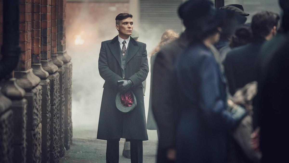 Peaky Blinders sezon 5 Tommy