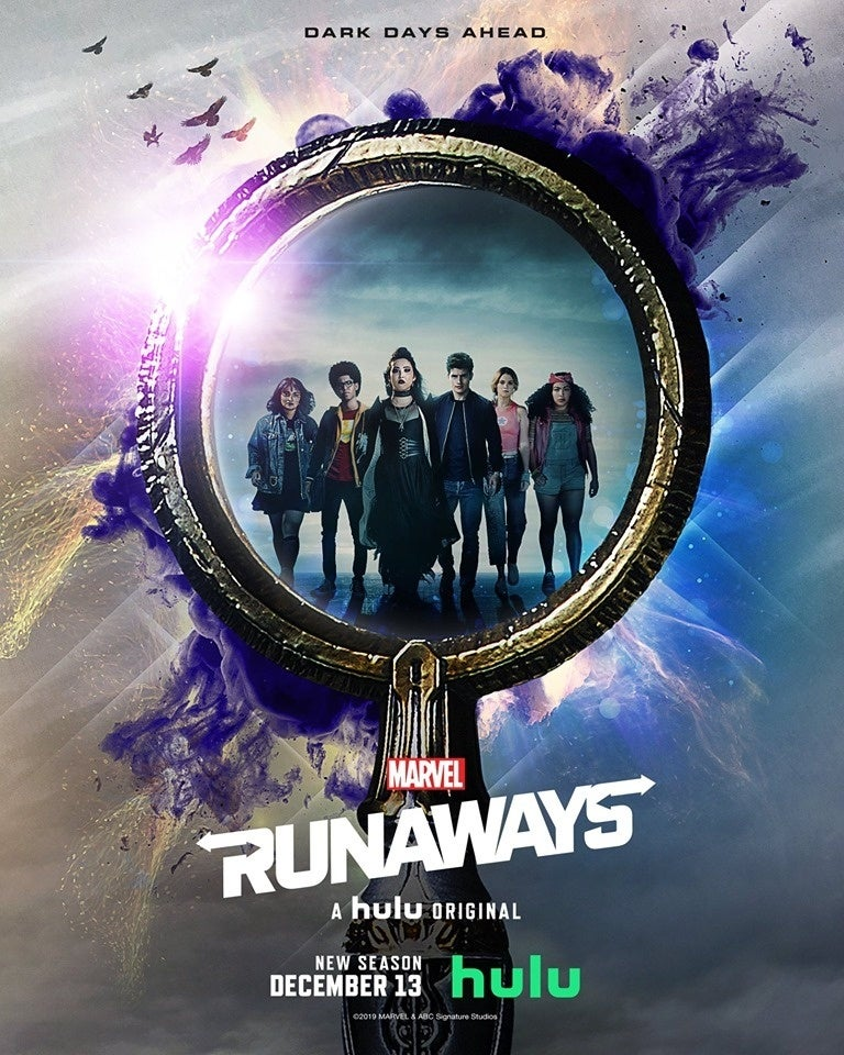 Marvel's Runaways sezon 3