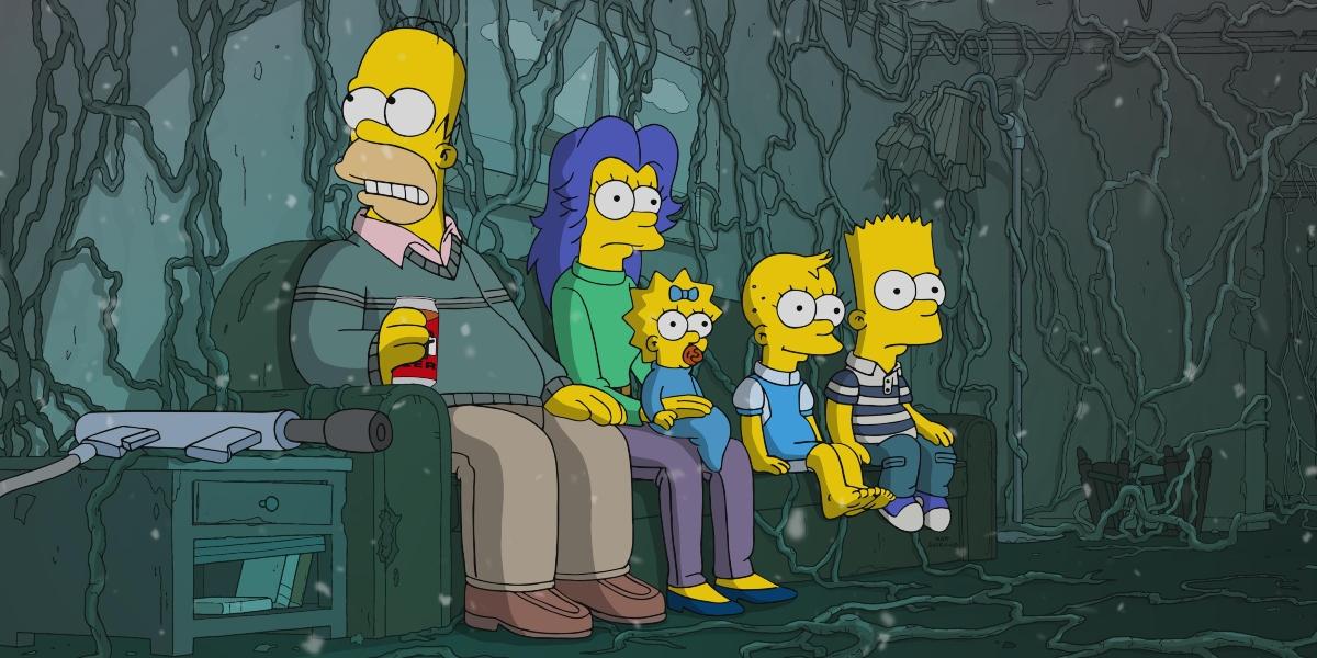 Simpsonowie  odcinki halloween