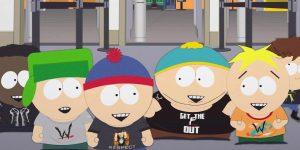 South Park chiny zakazany