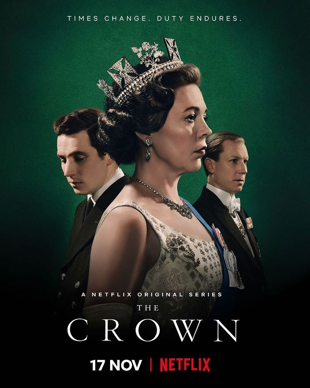 The Crown sezon 3