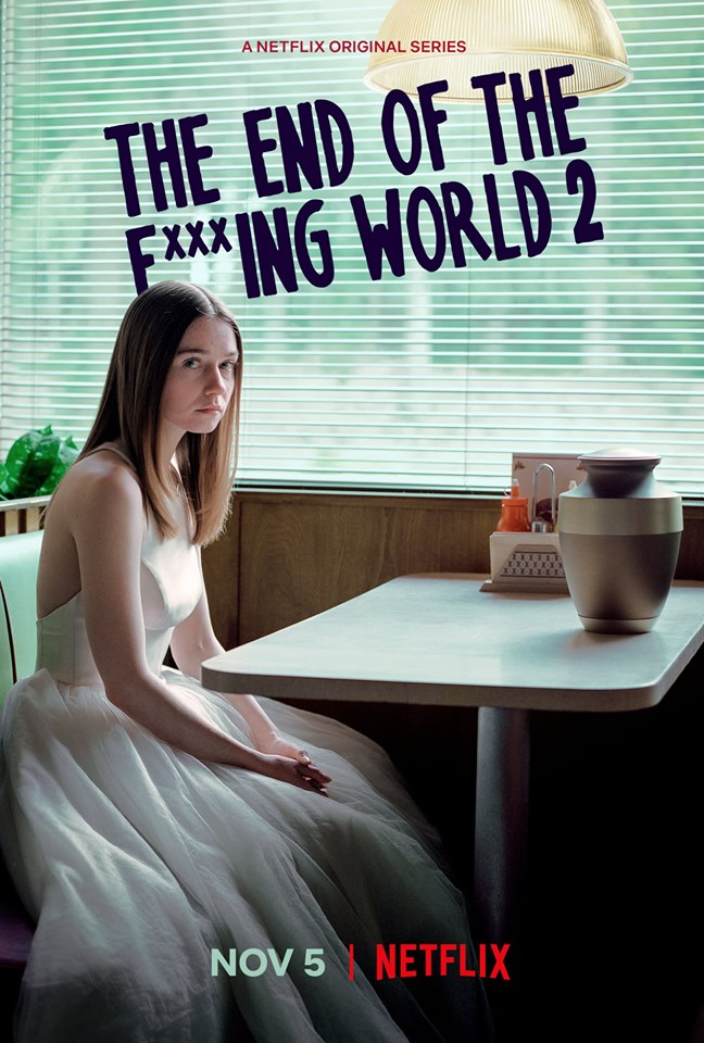 The End of the F***ing World sezon 2
