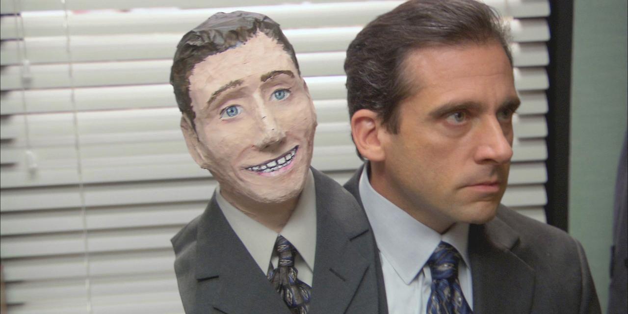 Halloween w seialach The Office