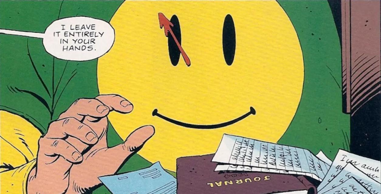 Komiks Watchmen