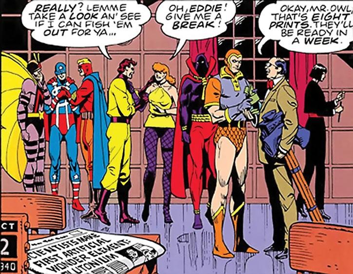 Watchmen komiks