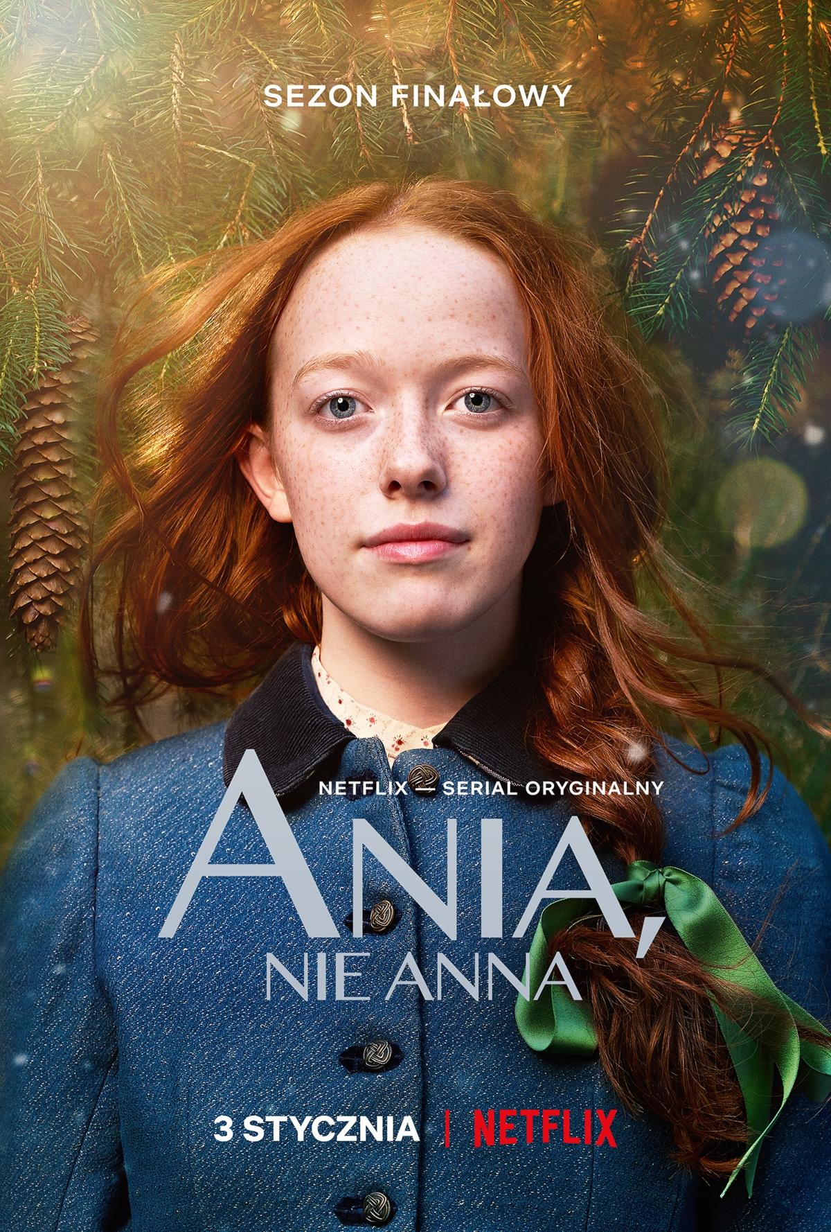 Ania nie Anna sezon 3 koniec