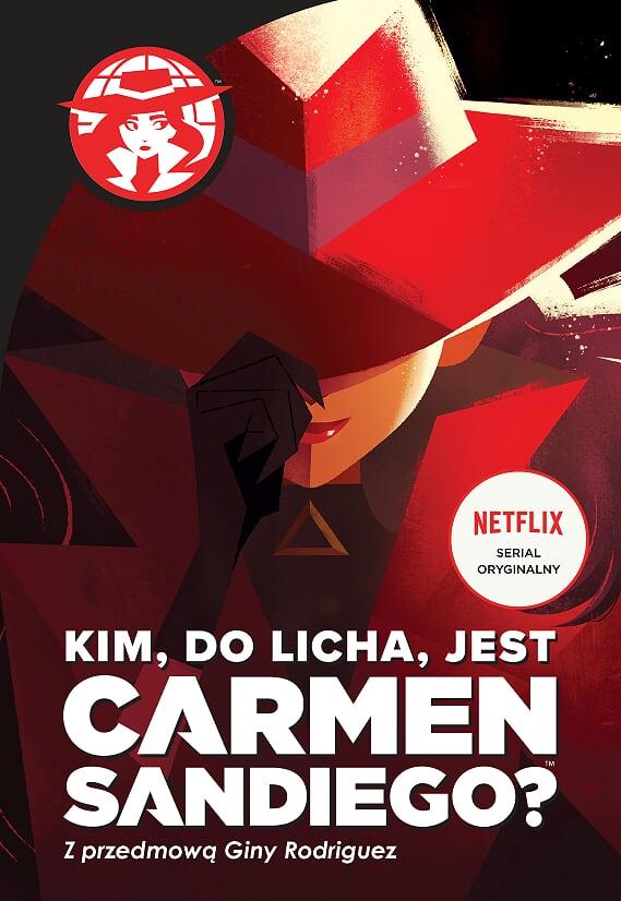 Kim, do licha jest Carmen Sandiego?