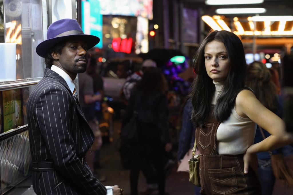 Kroniki Times Square ostatnia scena