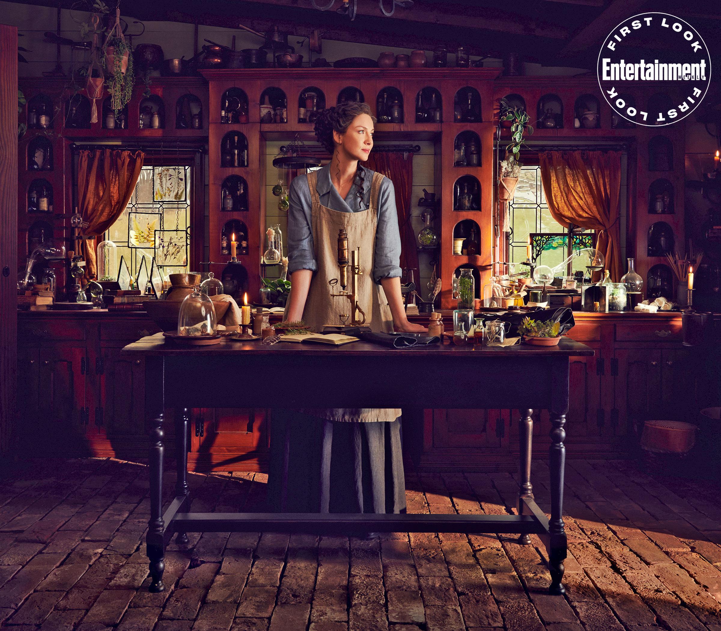 Outlander sezon 5 o czym będzie