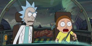 Rick i Morty sezon 4 recenzja