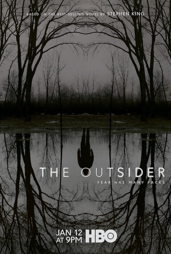 the outsider serial zwiastun