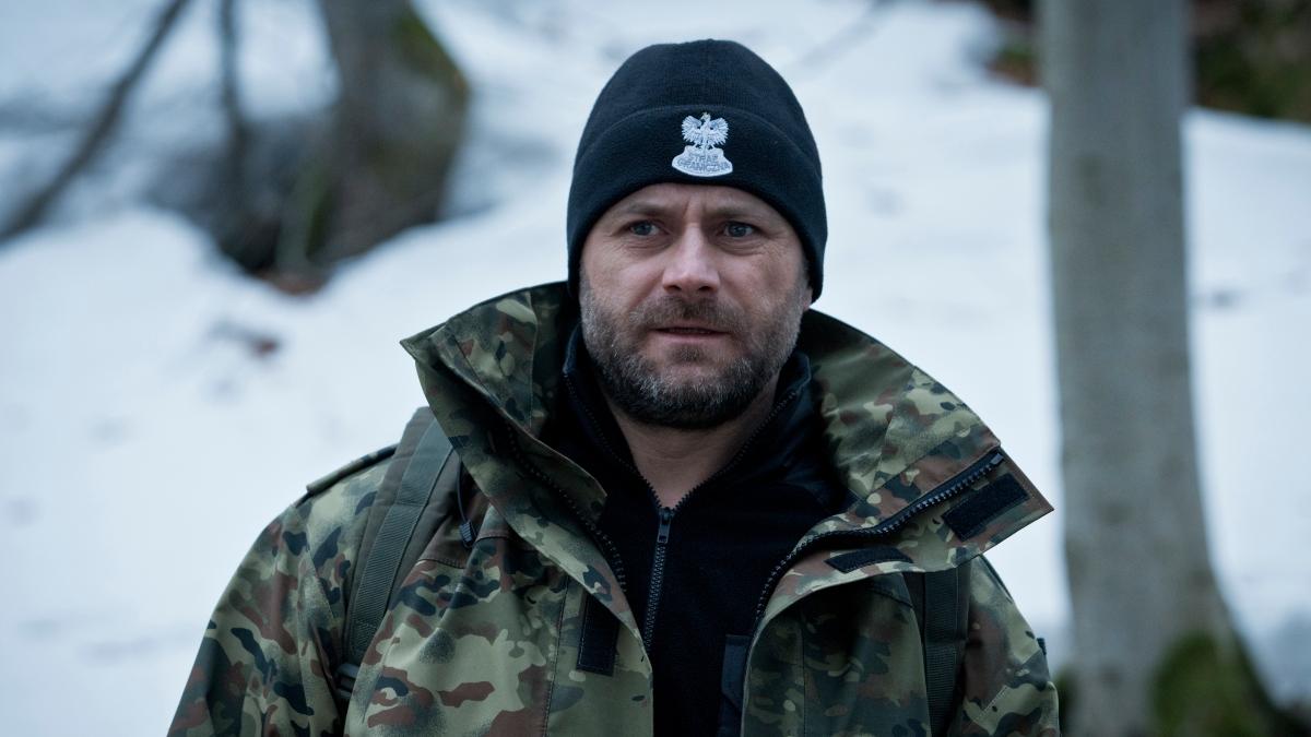 Wataha sezon 3 Leszek Lichota Rebrow