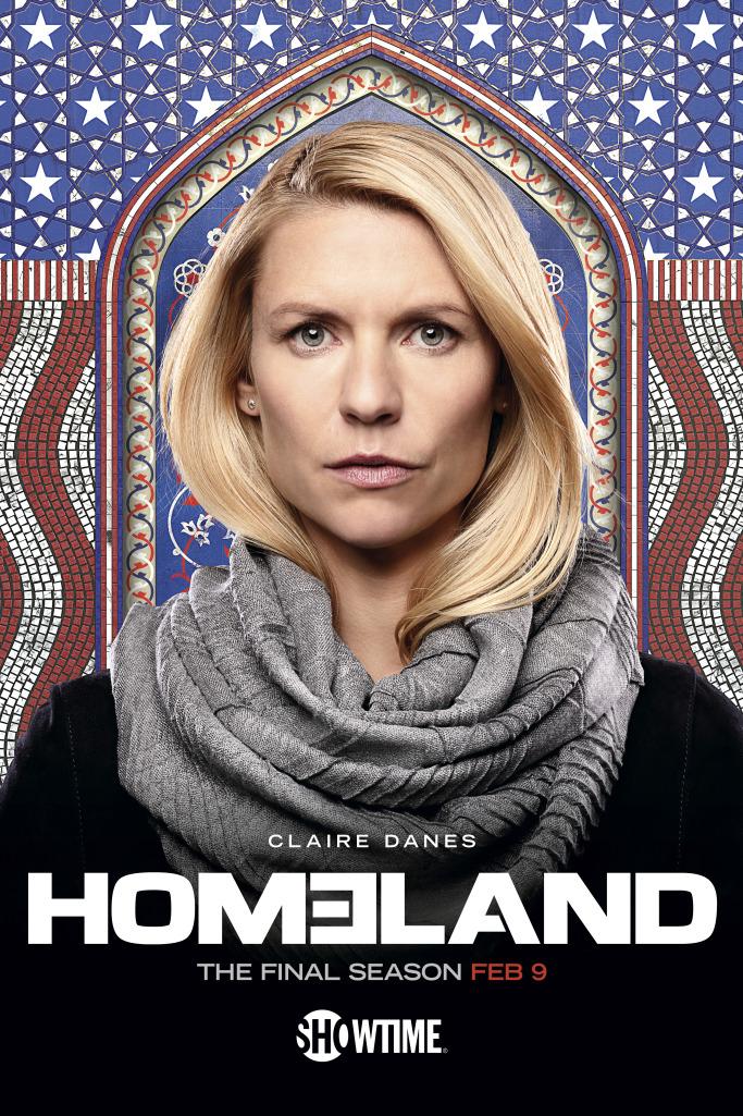 homeland sezon 8 zwiastun