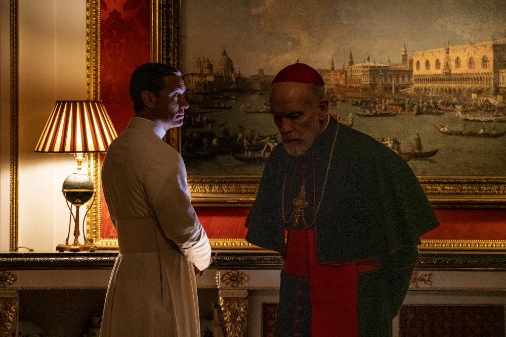 Nowy papież serial HBO GO