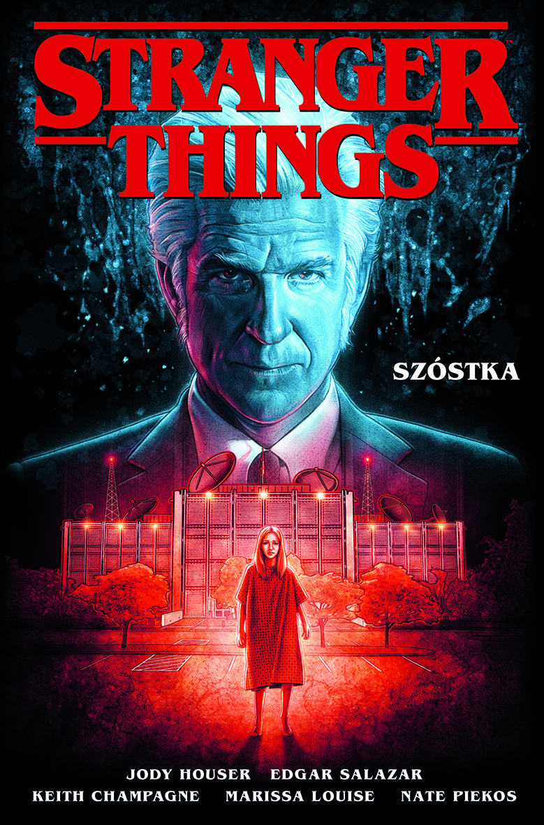 Stranger Things Szóstka