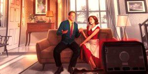WandaVision serial Disney+