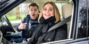 Carpool Karaoke James Corden