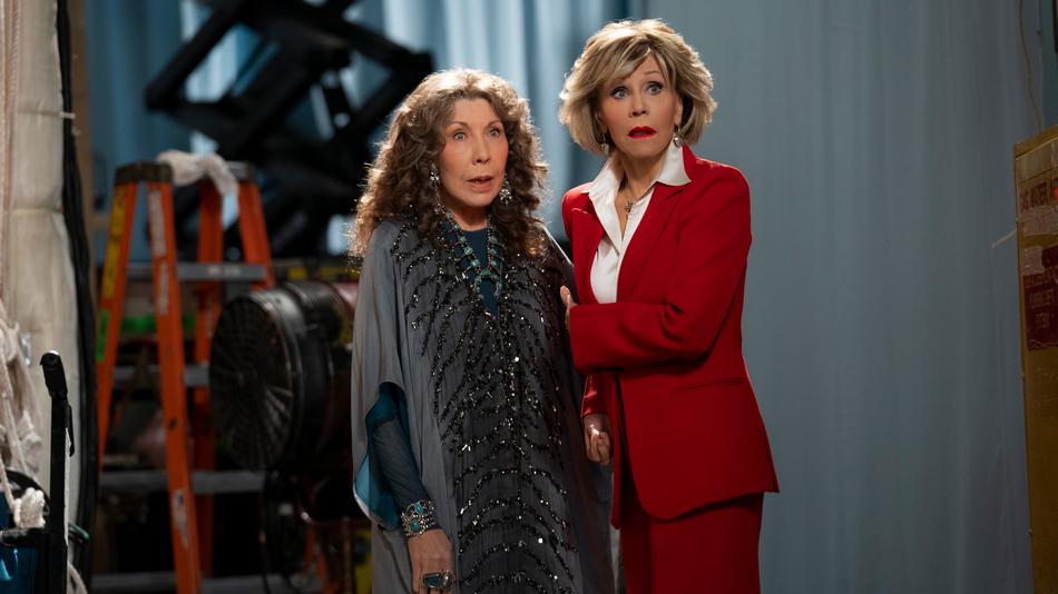 Grace i Frankie sezon 6 recenzja