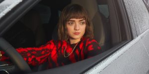 Maisie Williams w reklamie Audi