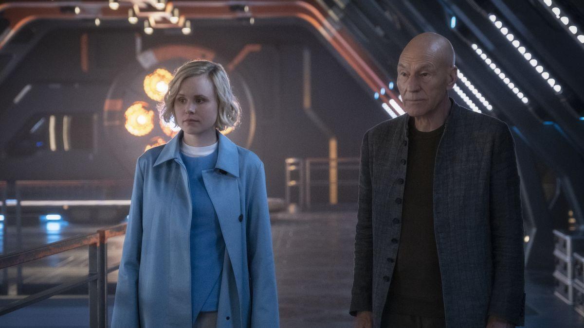 Star Trek: Picard serial recenzja