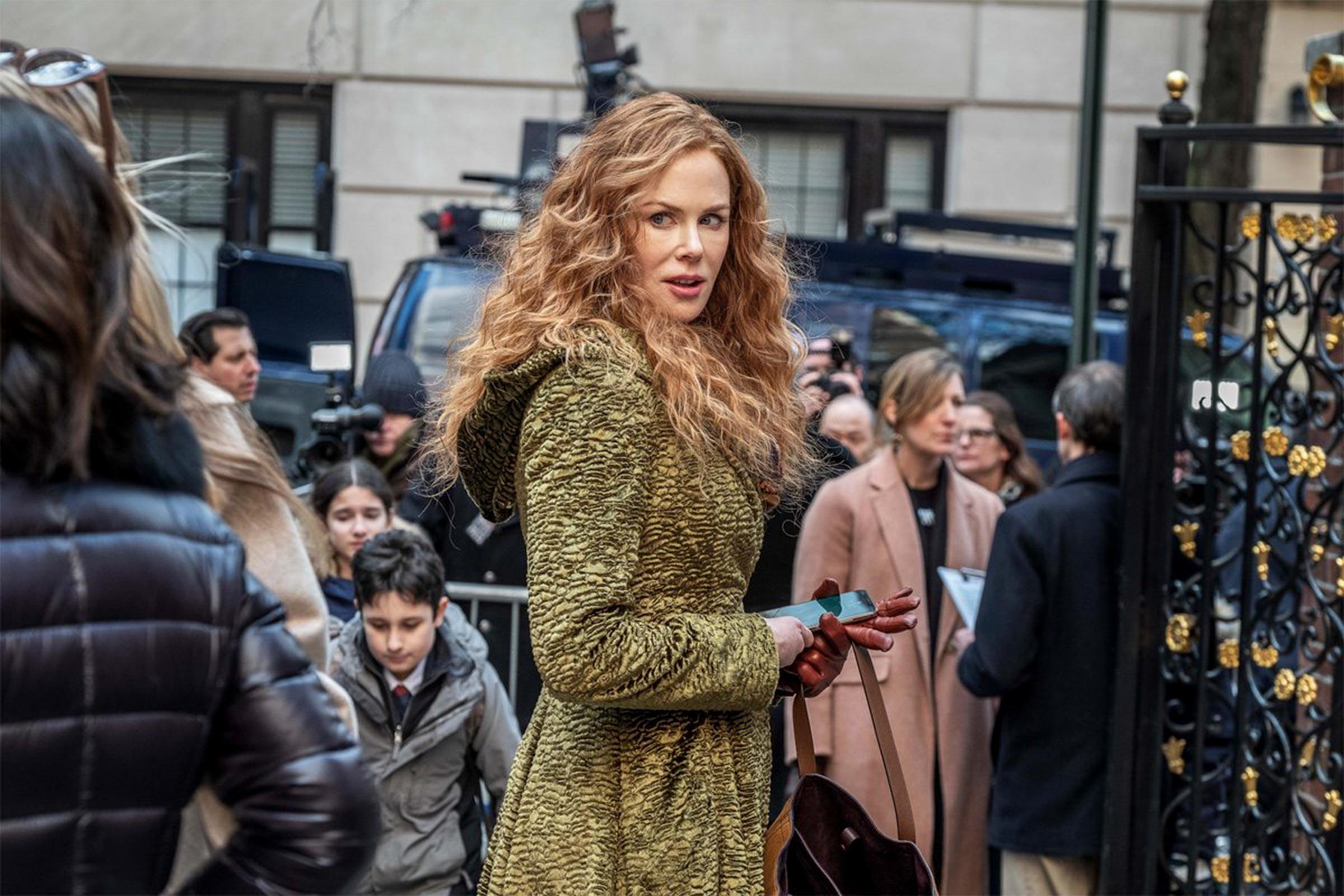 The Undoing serial HBO Nicole Kidman