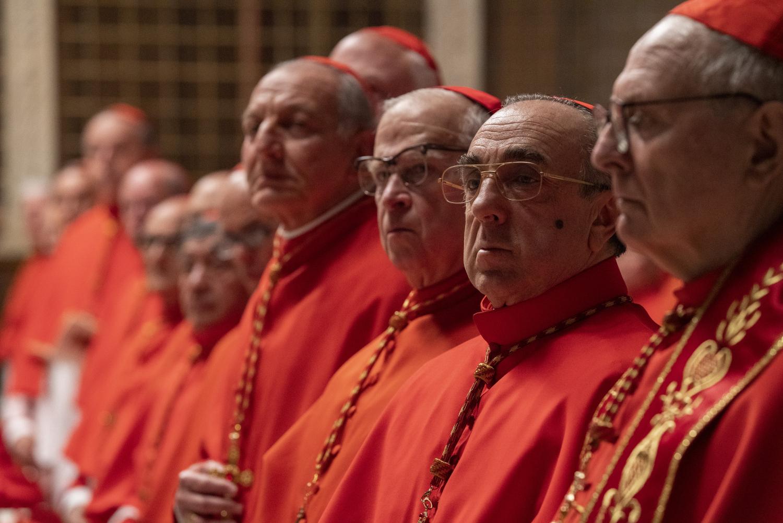 Nowy papież recenzja