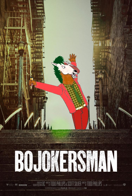 BoJack Horseman oscary plakaty