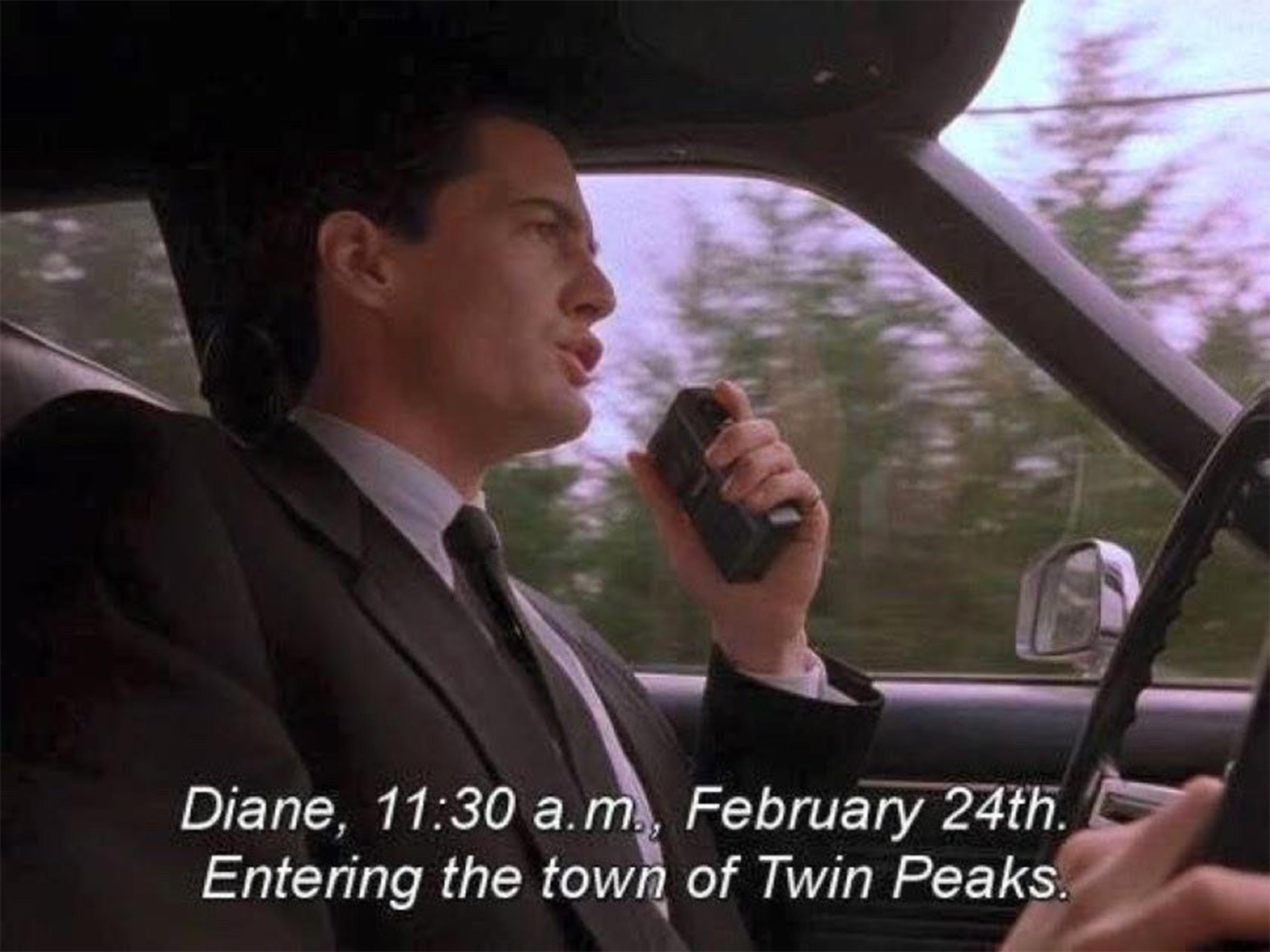 dzień Twin Peaks