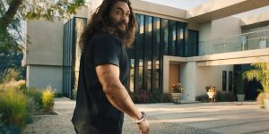 Jason Momoa reklama Super Bowl