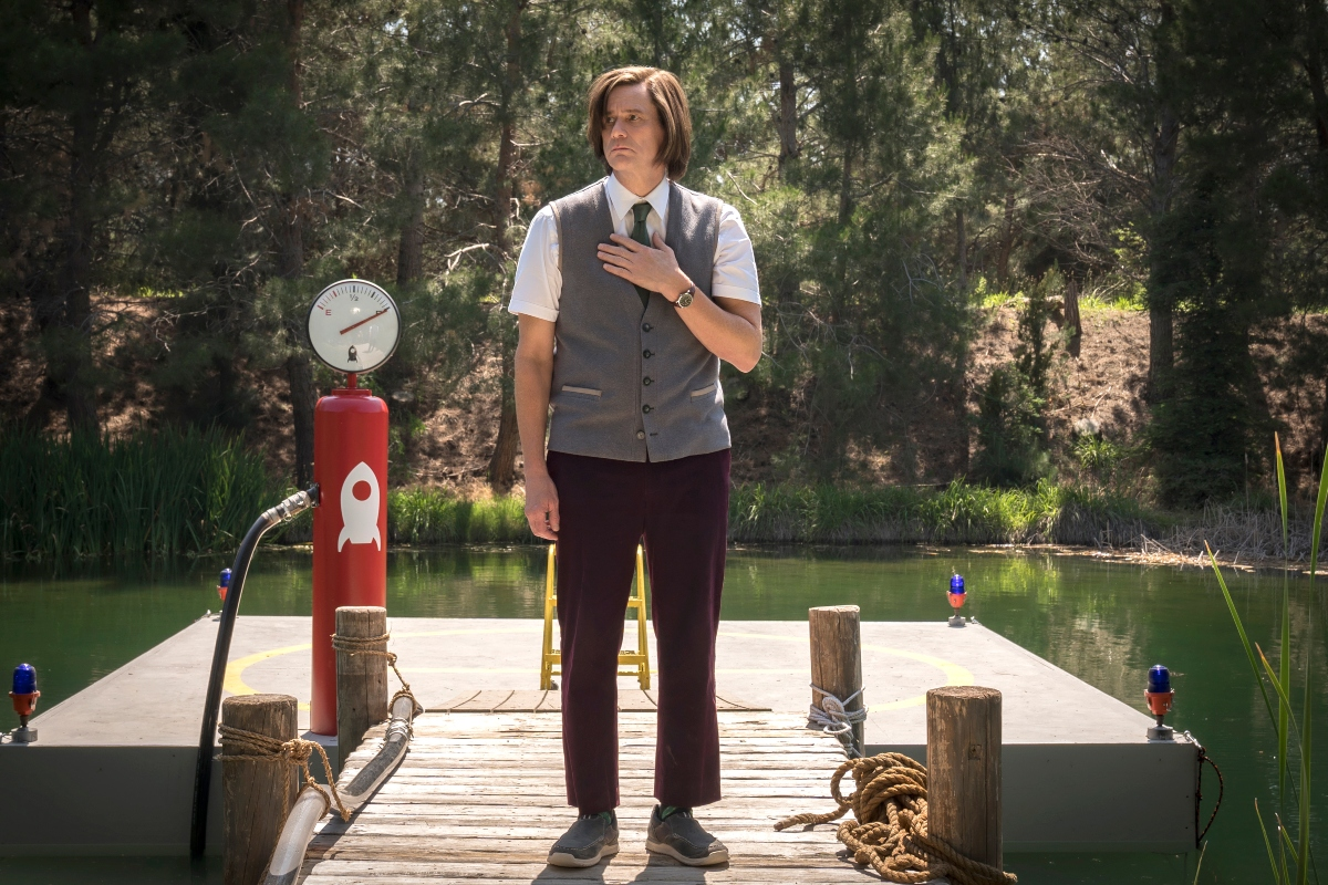 Kidding sezon 2 recenzja Jim Carrey