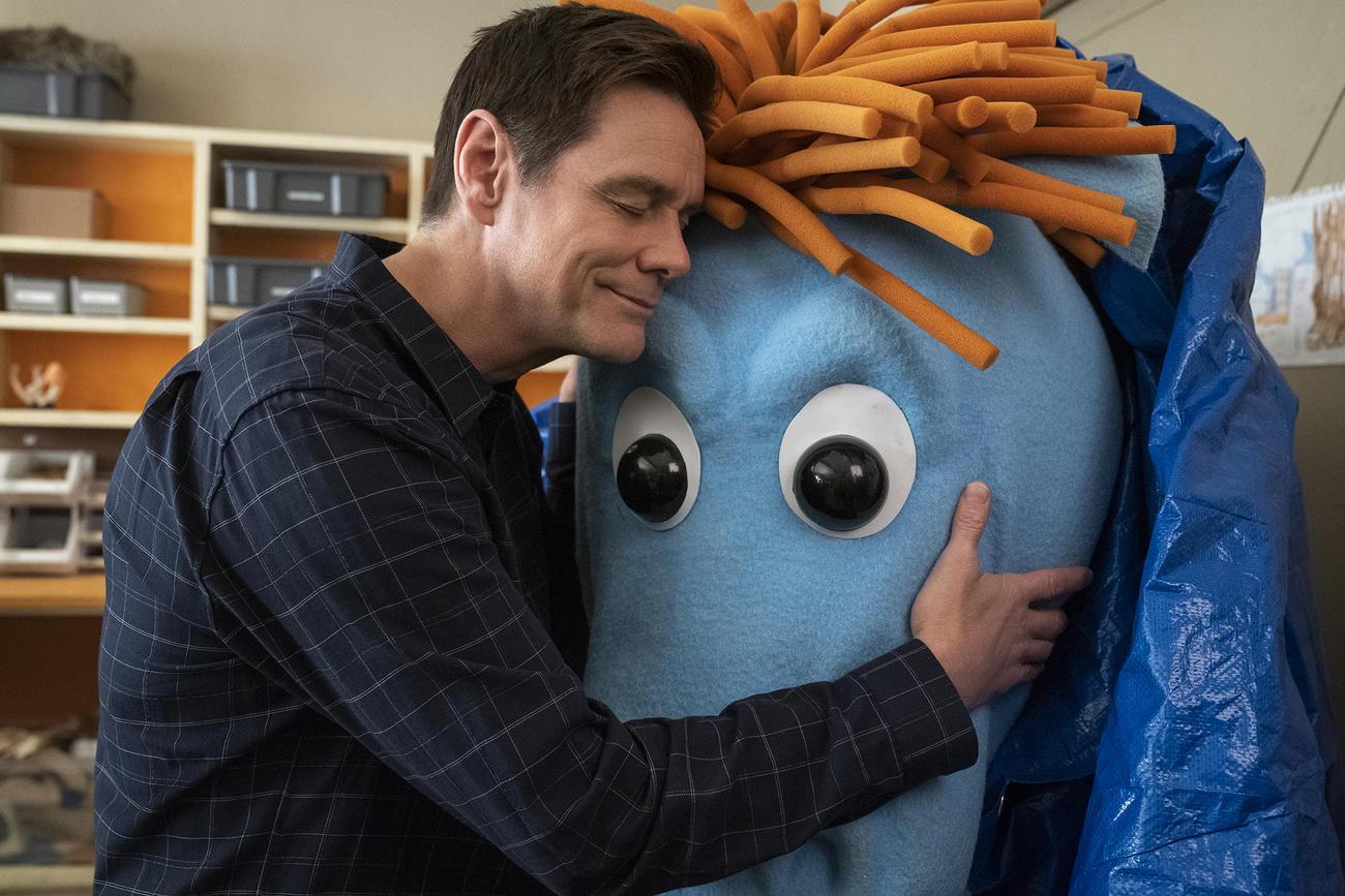Kidding sezon 2 recenzja Jim Carrey