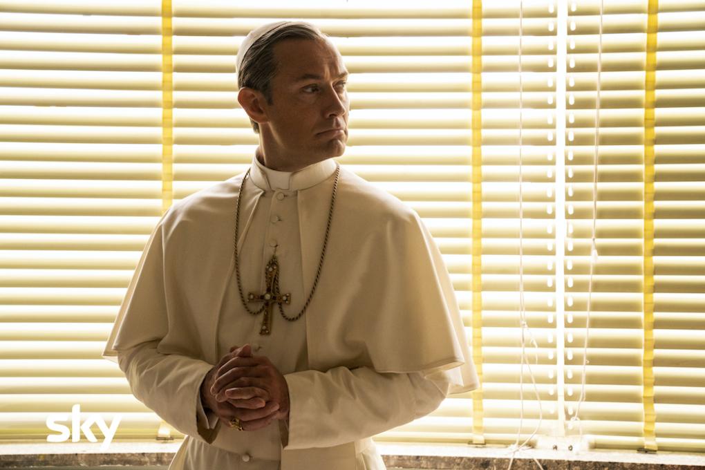 Nowy papież HBO
